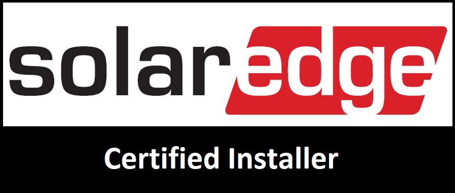 Solaredge certified installer