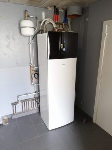 Warmtepomp binnenunit Daikin