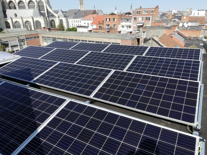 Zonnepanelen Mechelen