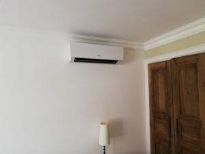 Airco - airconditioning fujitsu