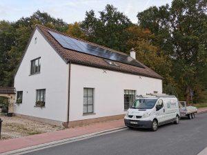 Zonnepanelen Kampenhout